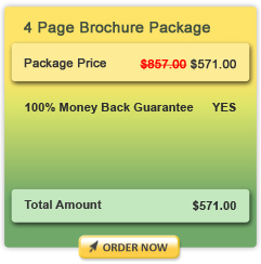 4-page Package Brochure