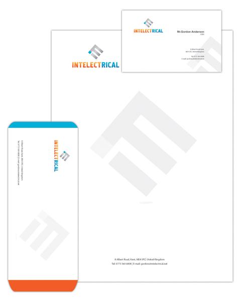 Stationery Design Samples, Options and Ideas - Logoinn.com
