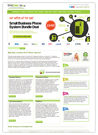 Mobile Website Sample 3