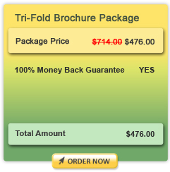 Tri-fold Package Brochure