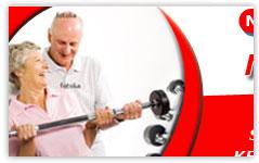 fitness2u banner design