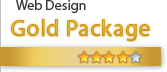 Website Design Gold Package $895