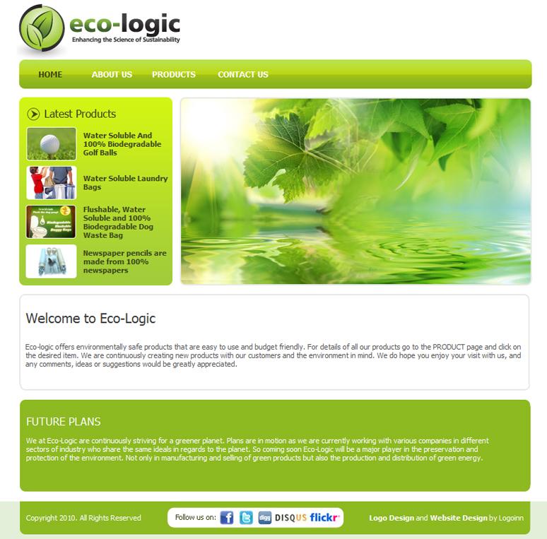 Web Page Design Service: Free Web Page Design Services By Logoinn