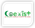 coexist logo design