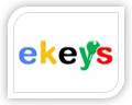 ekeys logo design