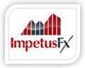 impetus fx logo design