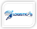 logistics logo design