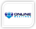 online meeting logo design