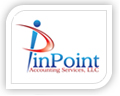 We created this logo for pin point