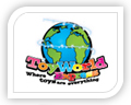 toy world logo design
