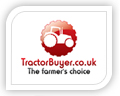 tractor buyer logo design