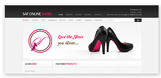 E-Commerce Website Sample 2