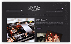 jerusha wood website design